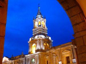 Arequipa Cathedral Peru