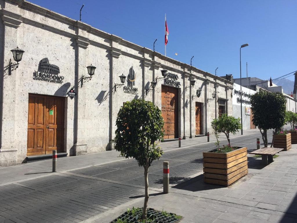 Calle Bolivar Arequipa